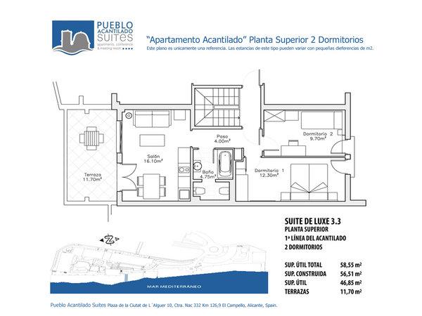 Pueblo Acantilado | Clif Apartments